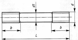 Шпильки черные стяжные ТУ14-4-157-2000